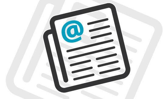 Affiliate newslettere